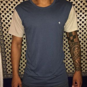 Other - Men's long tail t-shirt